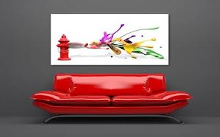 The deco house tableau de d coration murale for Tableau decoration murale pas cher