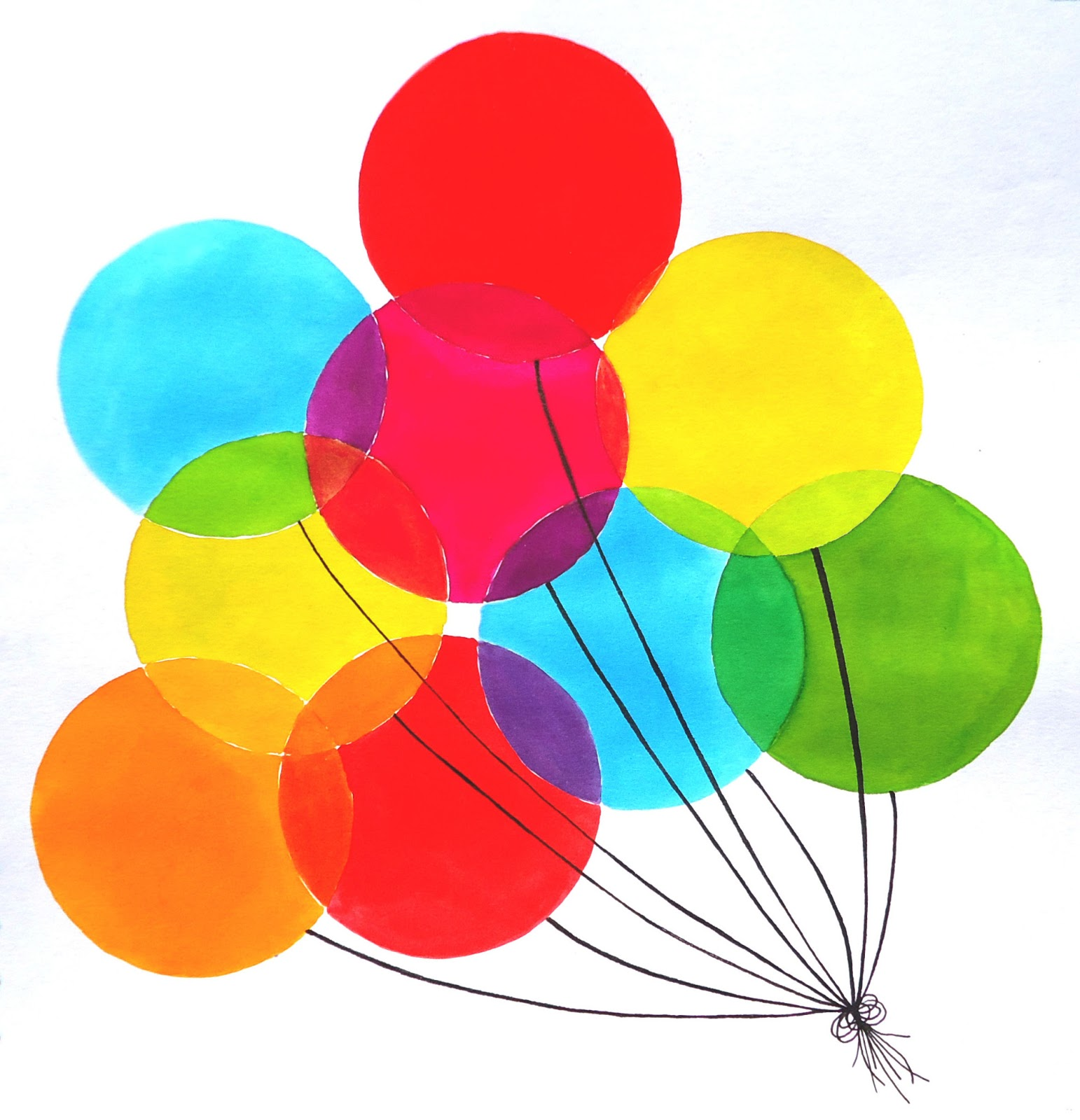balloon drawing tumblr - photo #31