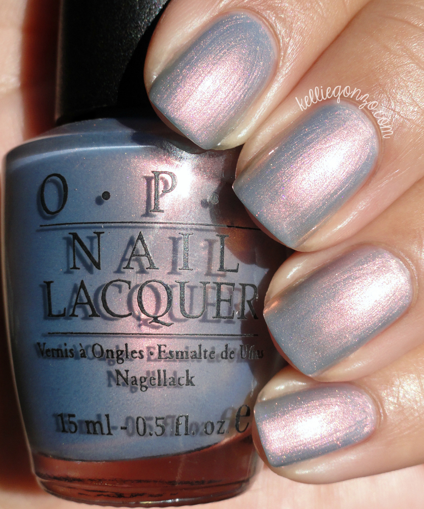 OPI Sugarplum Yum