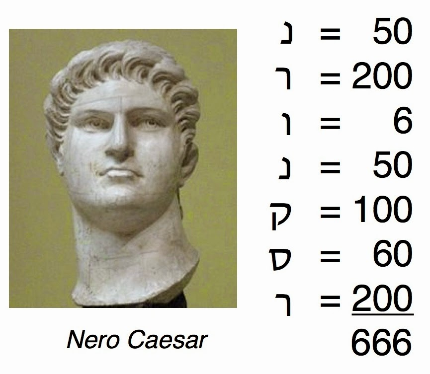 nero 666 means Gallery