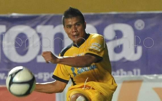 Sriwijaya VS Barito Putera ISL 2013