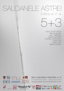Vernisaj expoziție Saloanele ASTREI 5+3 - Ediția a VI-a