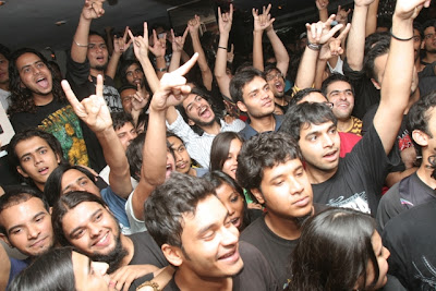 Karaoke Nights at Cafe Morrison in Delhi
