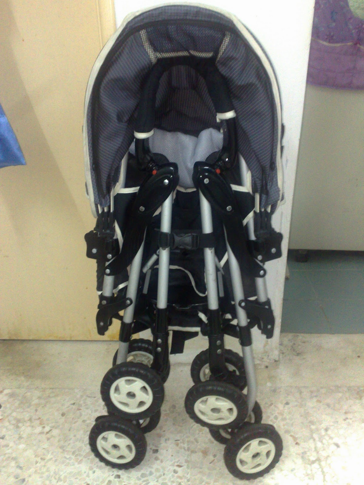My Peg Perego Car Seat Can Tether