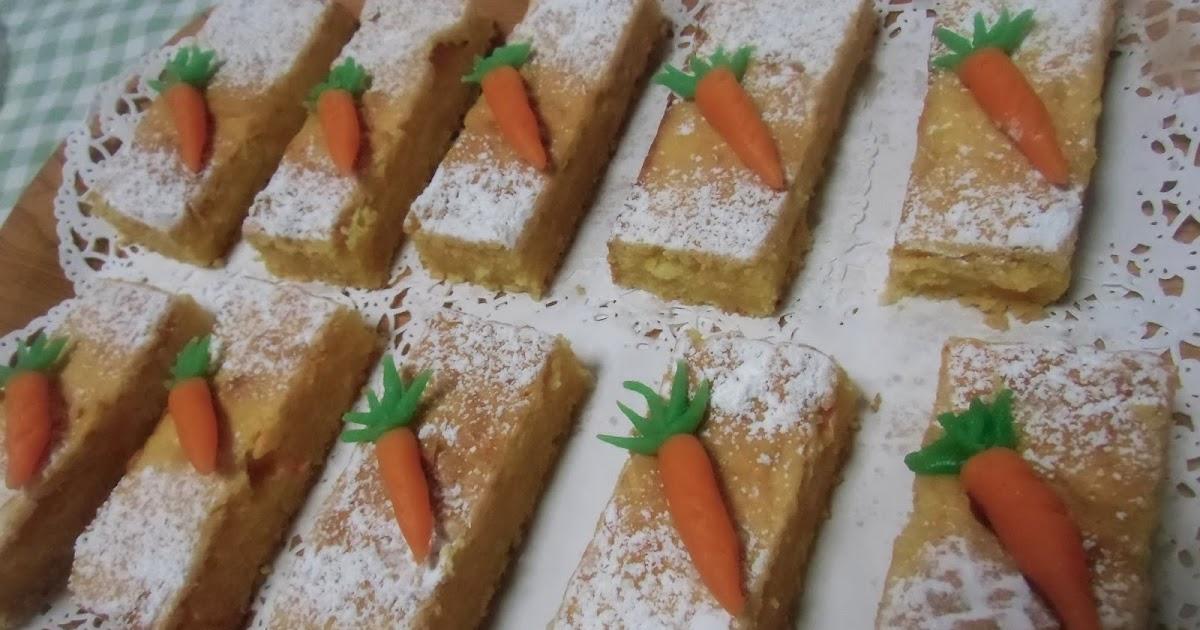 Jean Hewitt Carrot Cake