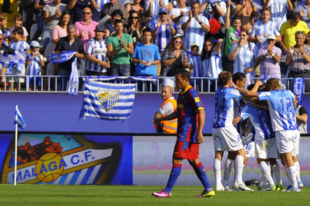 Real Madrid And Barcelona 2012: Tim Lapis Dua Barca Raih