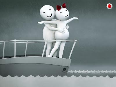 Vodafone Zoozoo Titanic Lovers