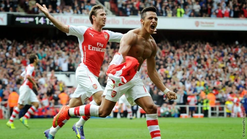 Masalah Utama Arsenal
