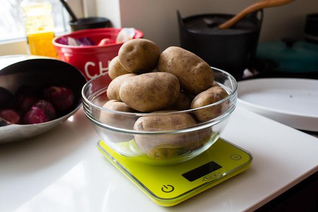 imelletty perunalaatikko