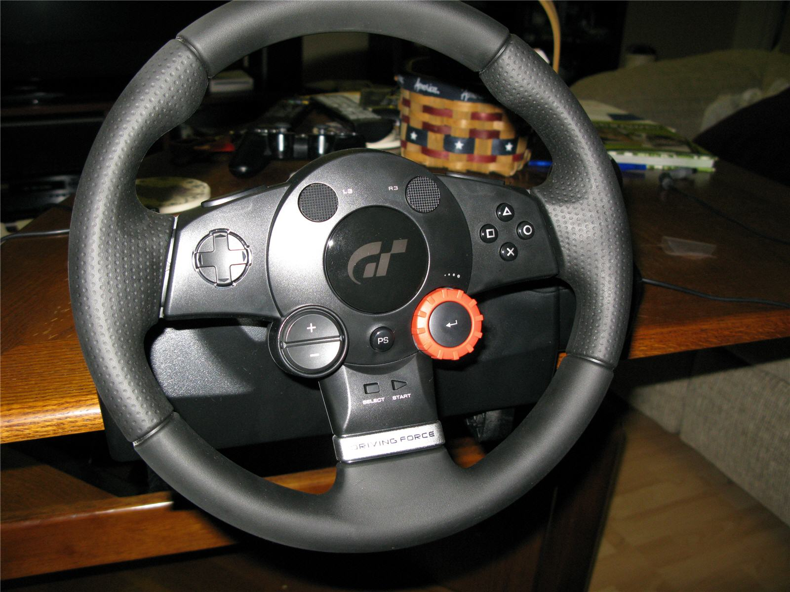 Driving Force™ GT - Logitech Support