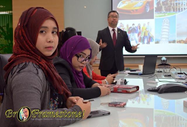 Blogger Duta Shaklee Malaysia
