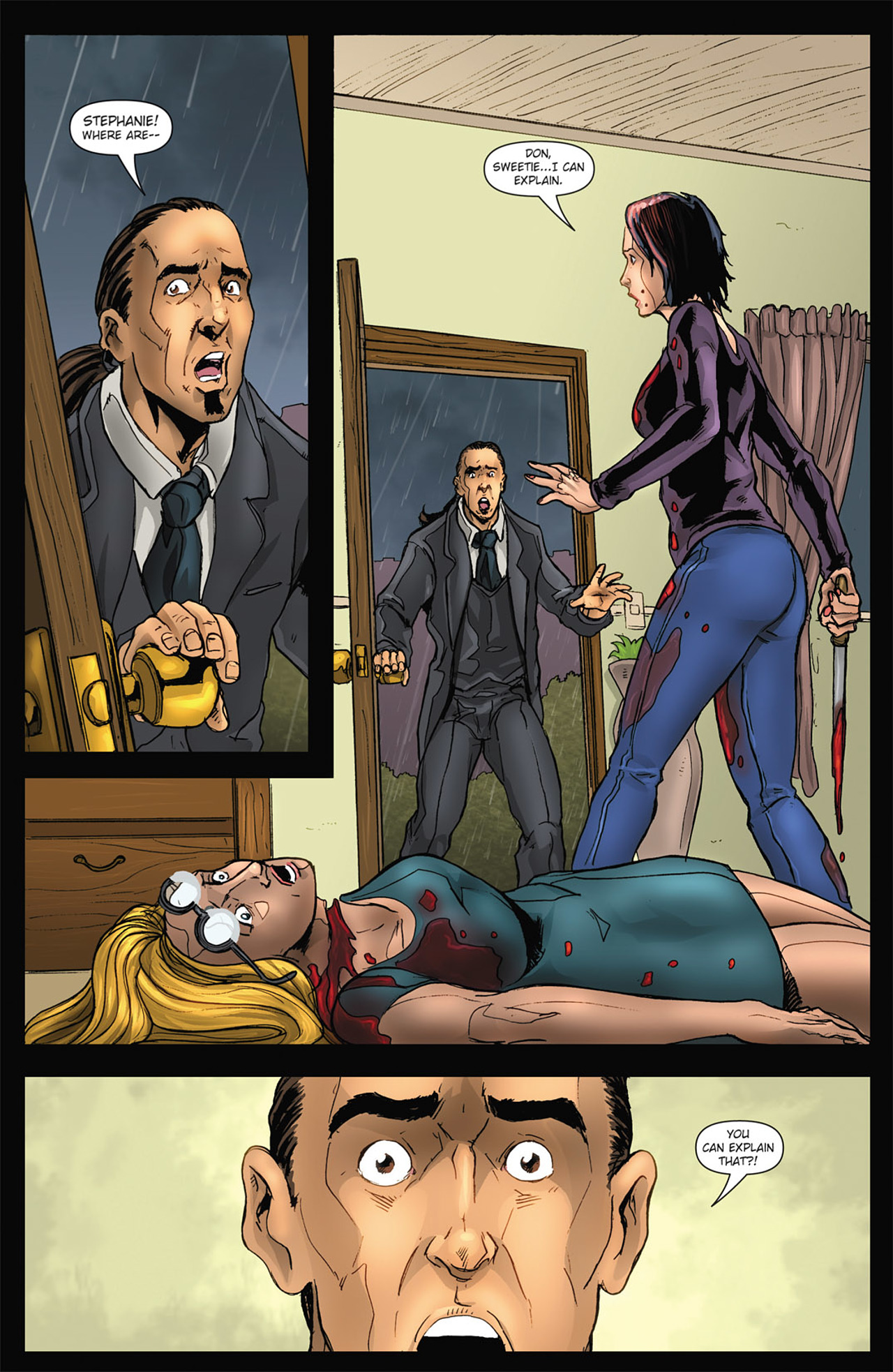 Grimm Fairy Tales (2005) Issue #35 #38 - English 20