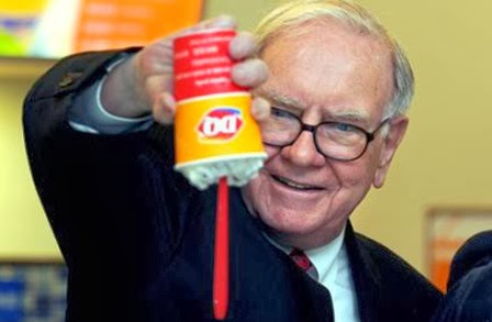 Hãng kem của tỷ phú Warren Buffett sẽ đến Việt Nam vào đầu năm 2014
