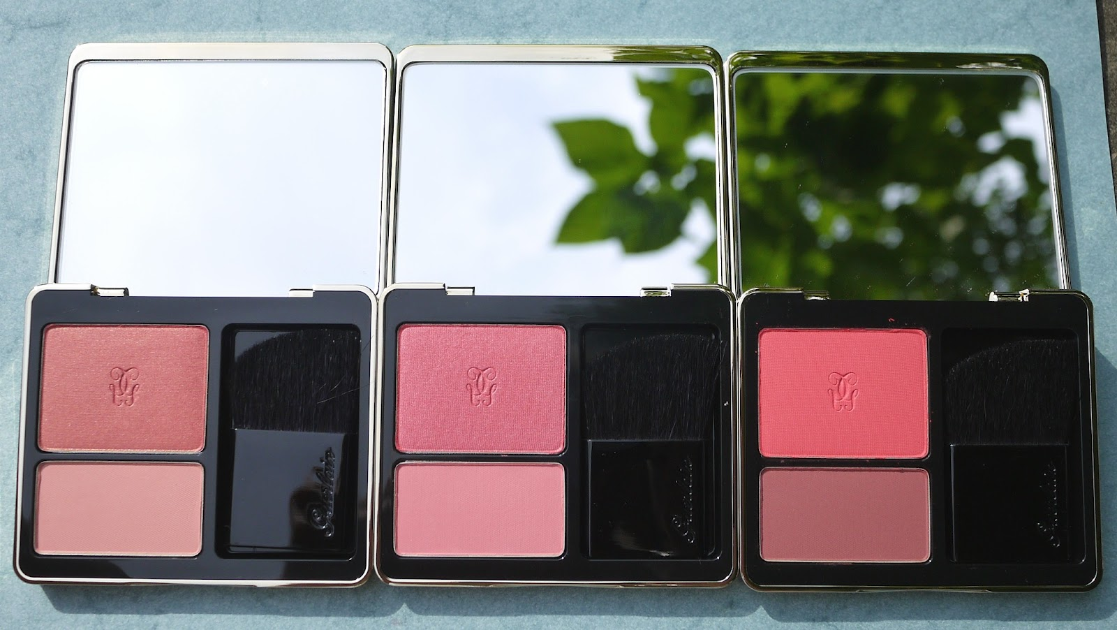 Guerlain's New Blush Duos Are Perfect for the Woman on-the-Go pics