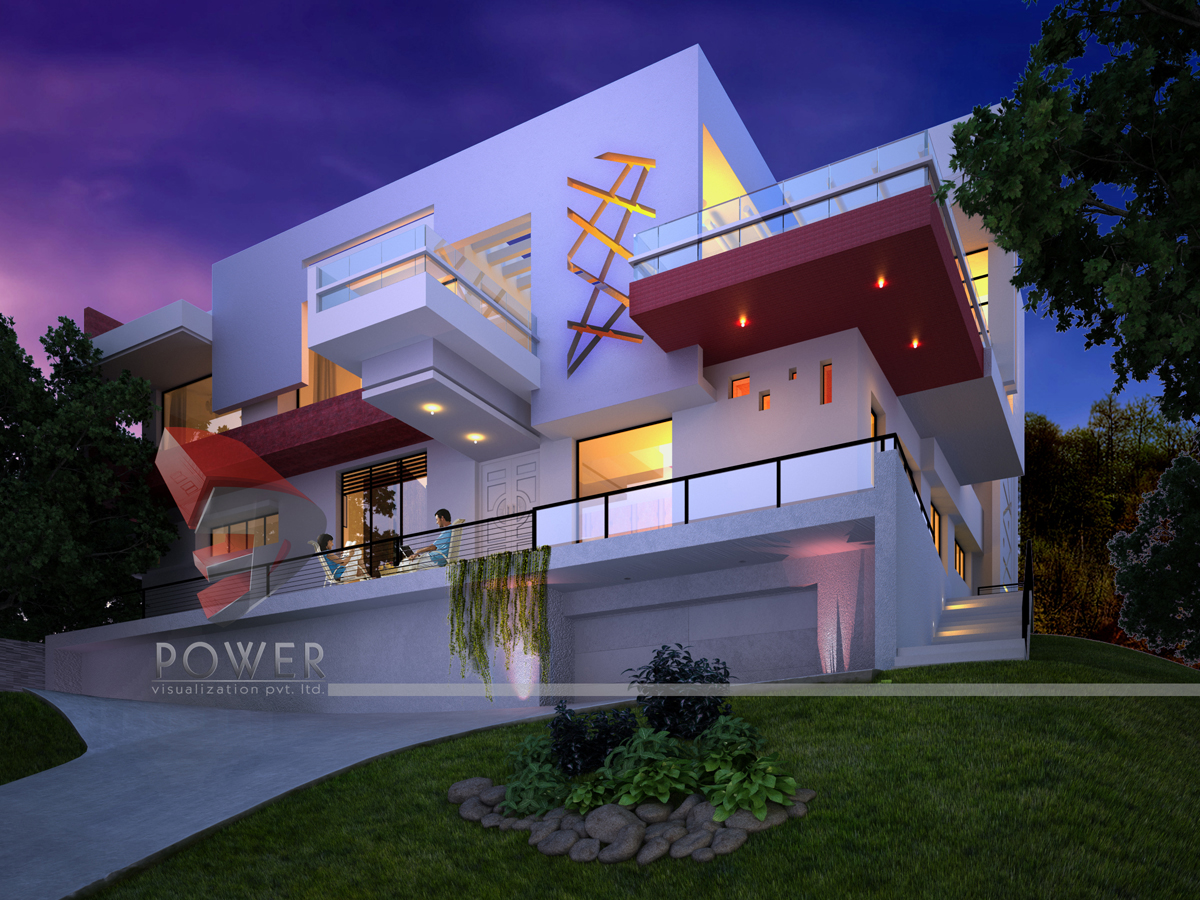 Ultra modern home designs home designs 20 bungalow designs for 3d home architect home design 6