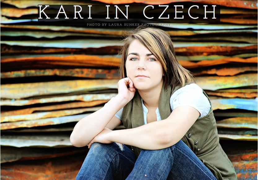 Kari in Czech