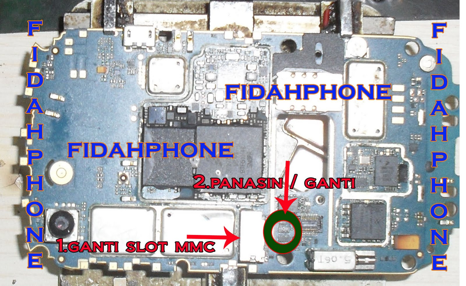 Bersama Fidahpone Blackberry Tidak Bisa Baca Mmc Fatal Error