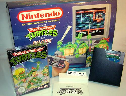 Reparar ps3 vuelven las tortugas ninjas