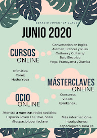 PROGRAMACIÓN MES DE JUNIO