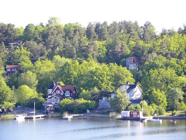 Swedish archipelago