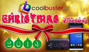 Christmas Giveaway 2014