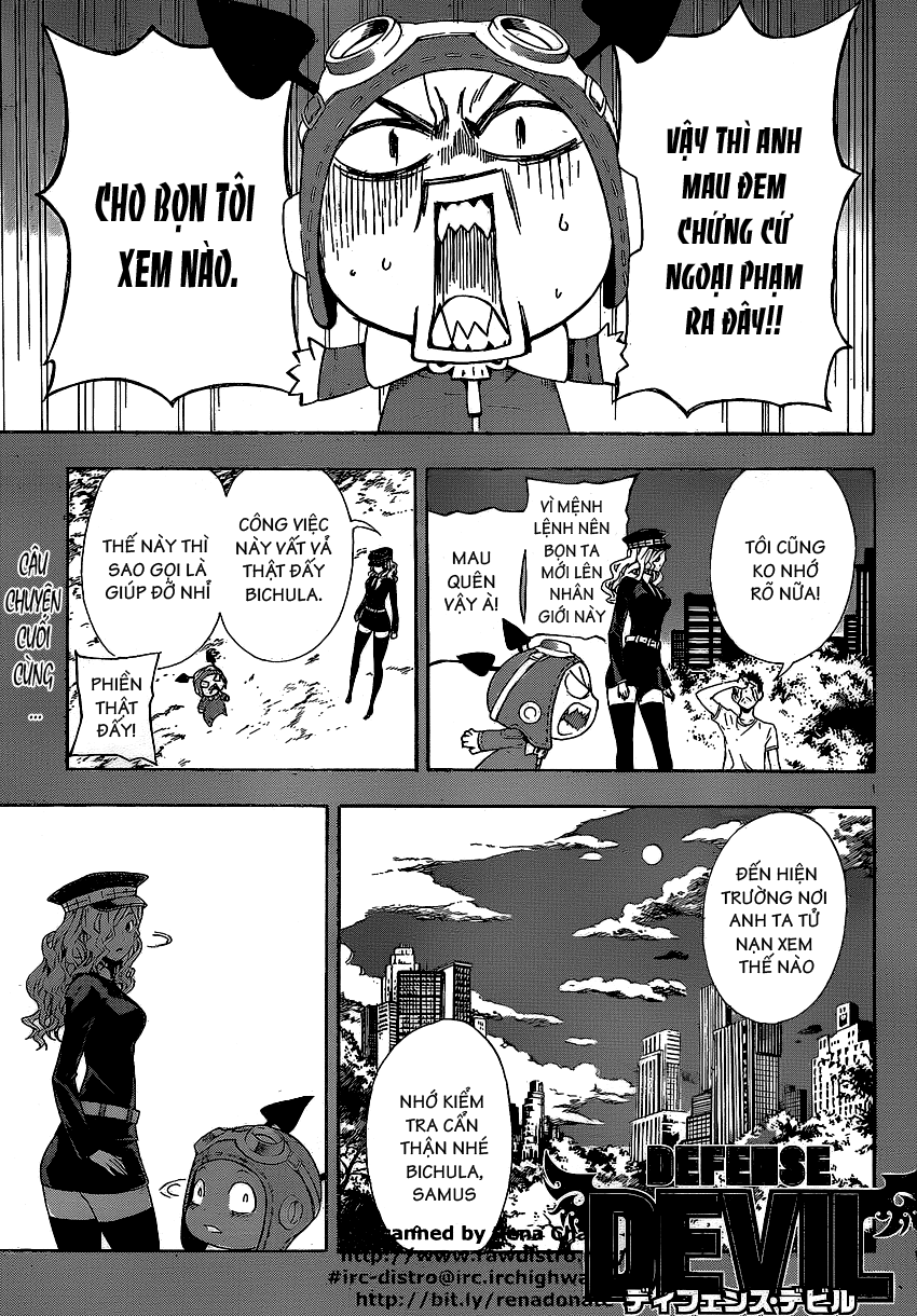 Defense Devil: Chapter 100