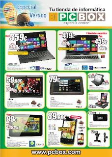 catalogo pcbox agosto 2013