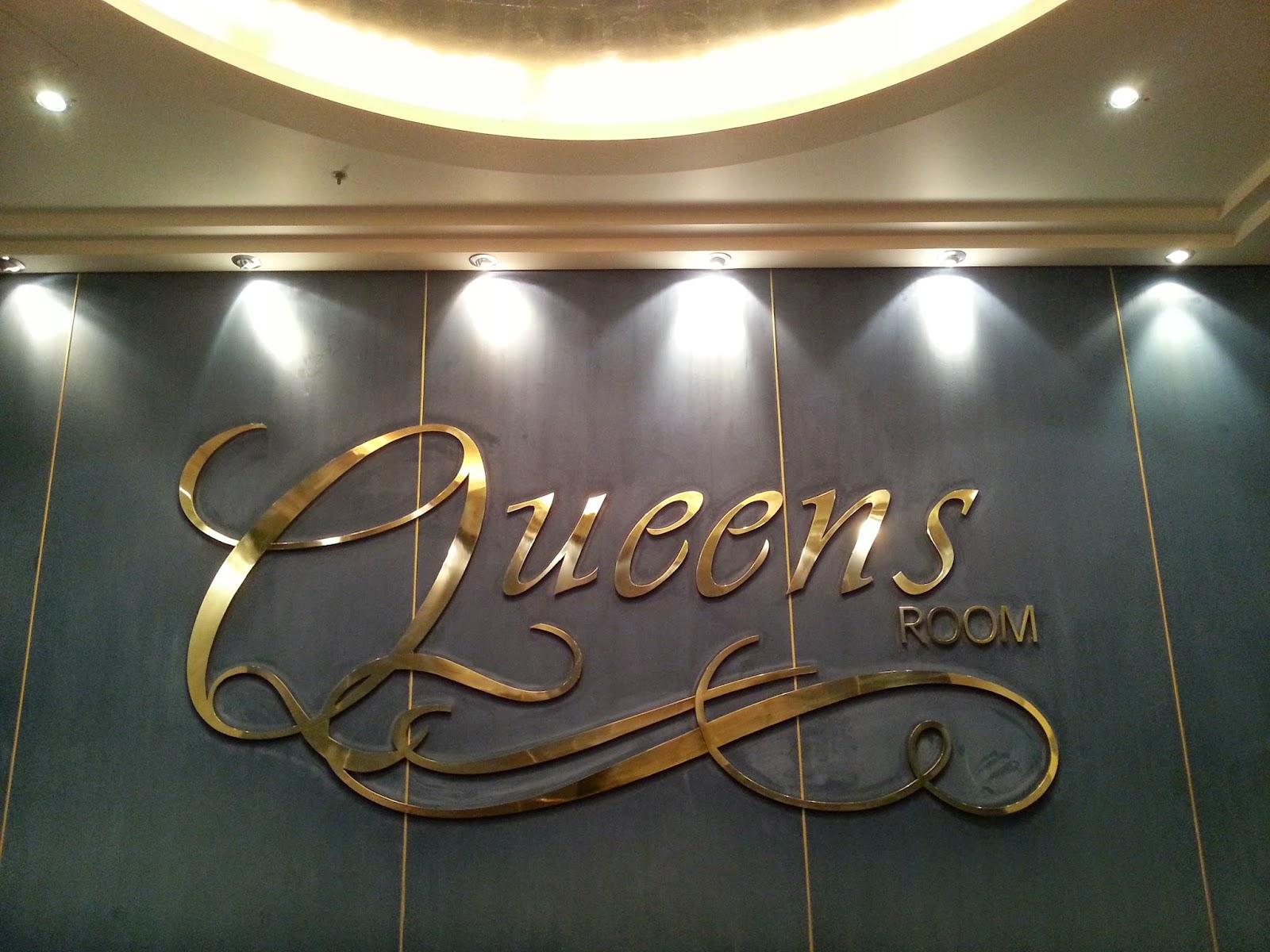 Queen Mary 2 (QM2) - Queens Room