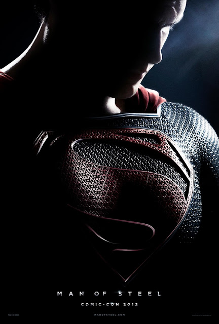 Man of Steel 2013 Movie Poster