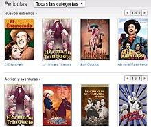 Ver películas y series online en Filmin, Voddler, Cineclick, Filmotech, Netflix o Youtube Movies