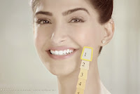Sonam Kapoor Photoshoot for Colgate Visible White Ad