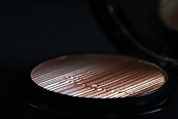 armani palette amber été 2013 bronzer yeux test avis swatch
