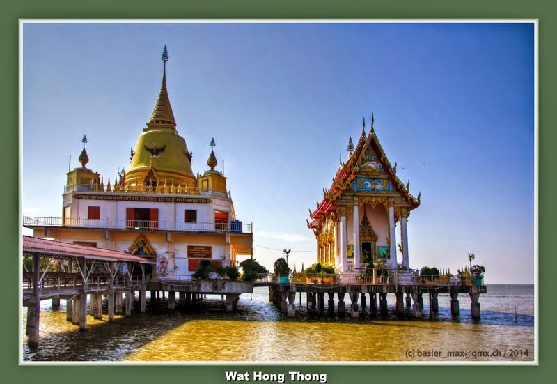 Buddhismus, Tempel, Wat, Hong Thong