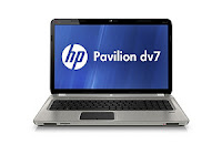 HP Pavilion dv7-6c60us laptop