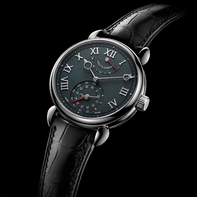 Voutilainen GMR Hand-wound Watch