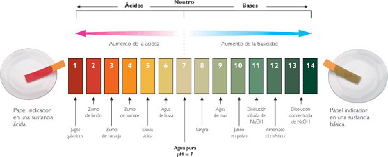 laboratorio proyecto apqua ácido base e indicador universal