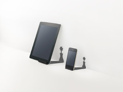 Creative iPad and iPhone Stands and Holders (15) 5