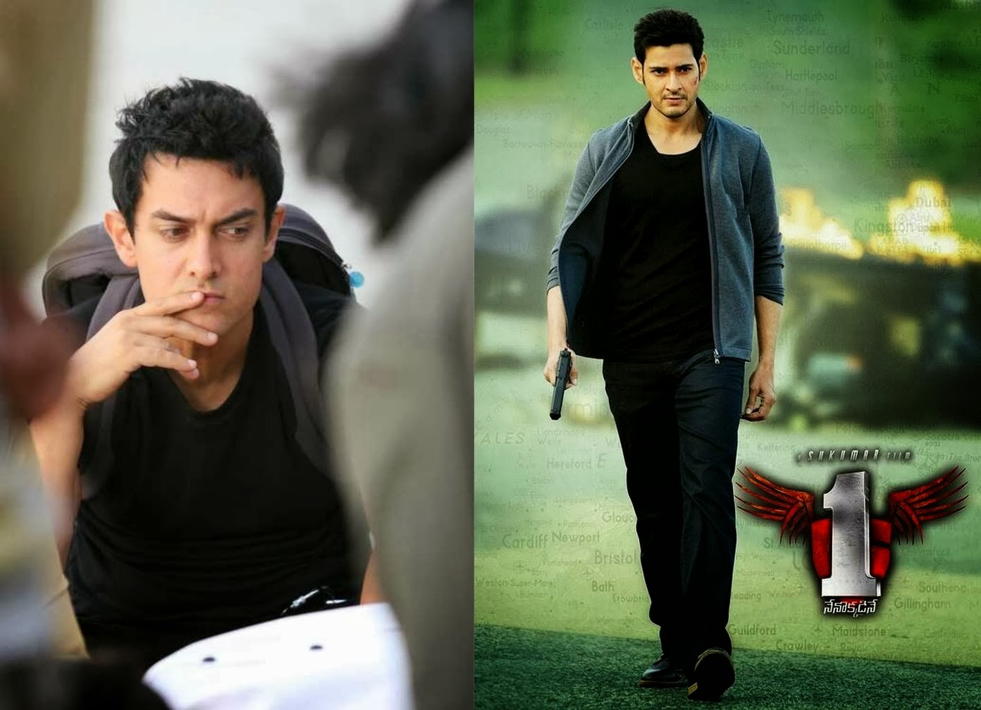 Aamir Khan to remake Mahesh Babu 1, Aamir Khan to remake Mahesh Babu 1 Nenokkadine, Aamir Khan to remake 1, Aamir Khan to remake 1 Nenokkadine