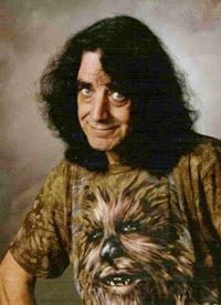 Star Wars' Chewbacca, Peter Mayhew, comes to Comicpalooza 2015!