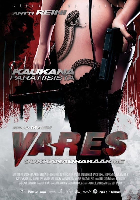 Vares: The Garter Snake (2011)