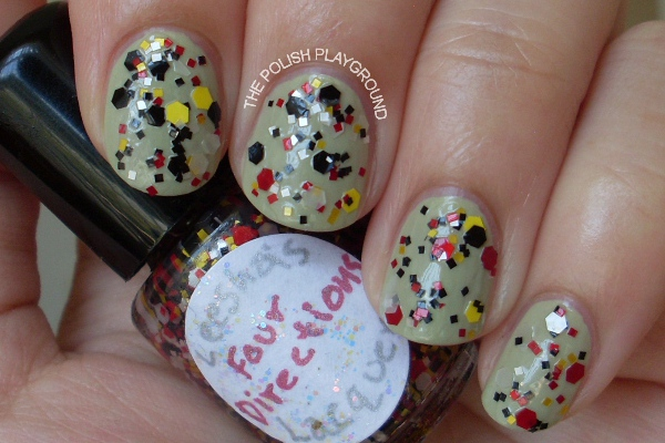 Leesha's Lacquer Four Directions