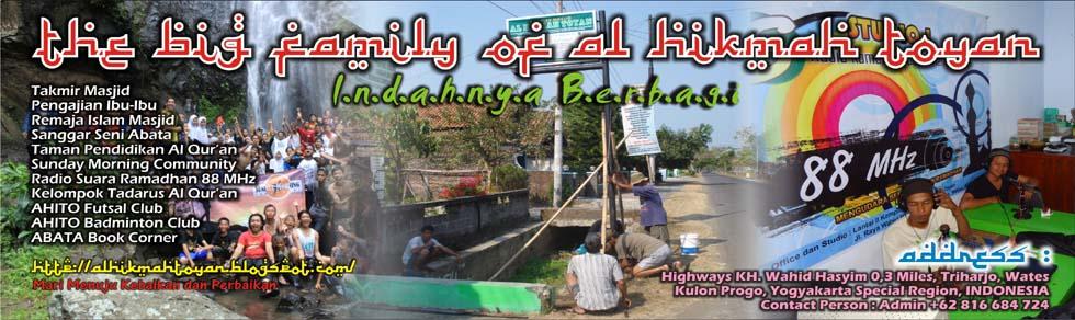 Masjid Al Hikmah Toyan | Islamic Web