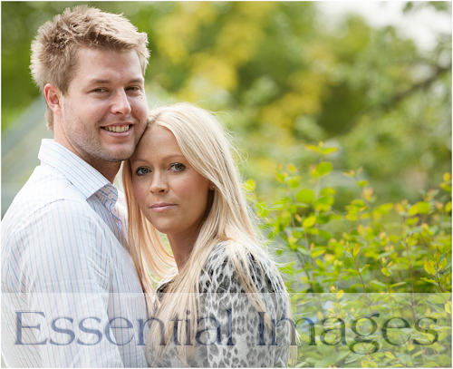 Engagement shoot in Beaulieu