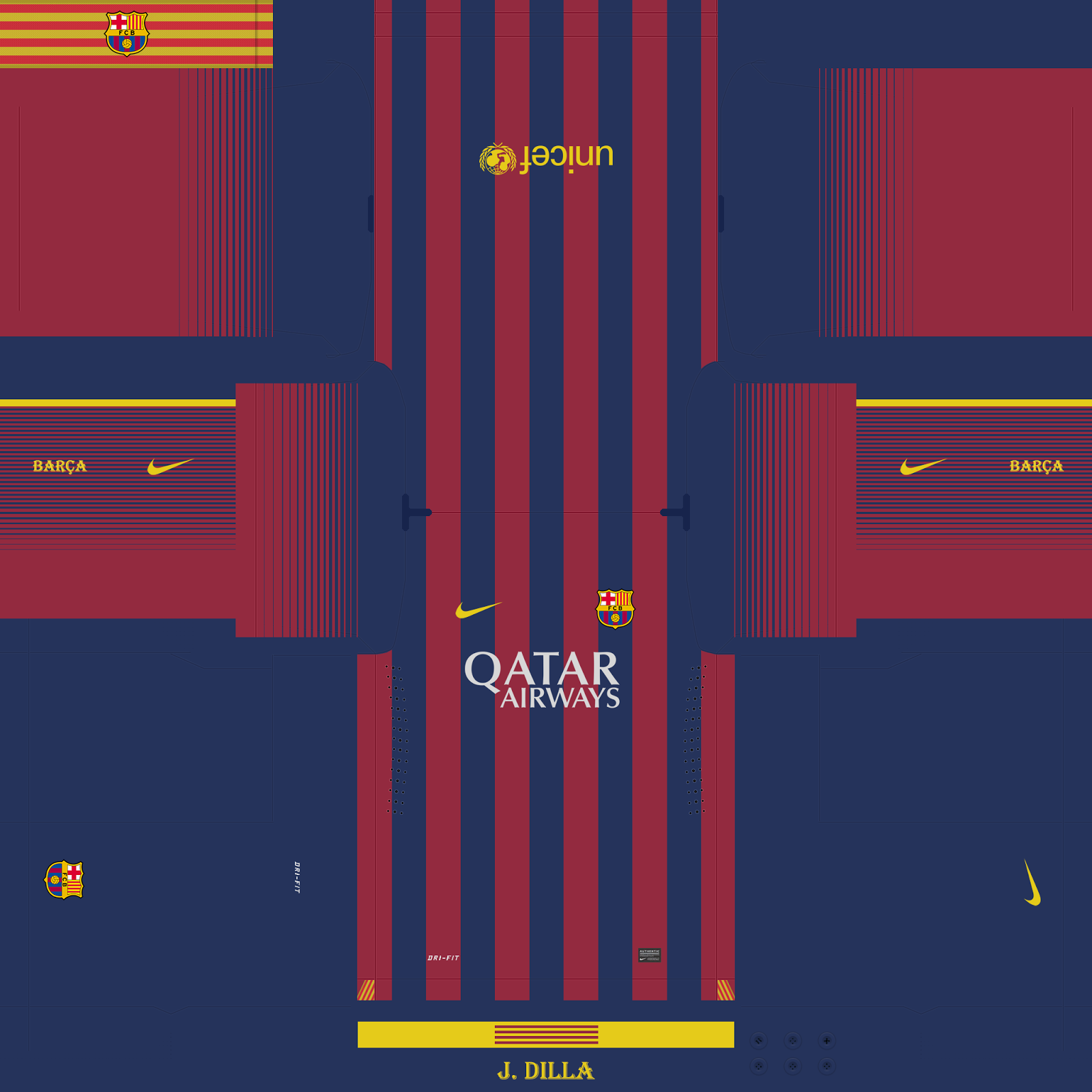 512X512 DREAM LEAGUE SOCCER KITS FCB image galleries - imageKB.com