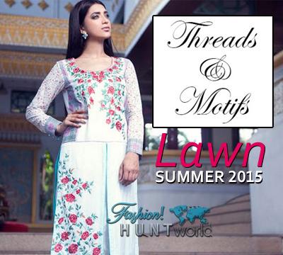 Thread & Motifs Lawn Summer 2015