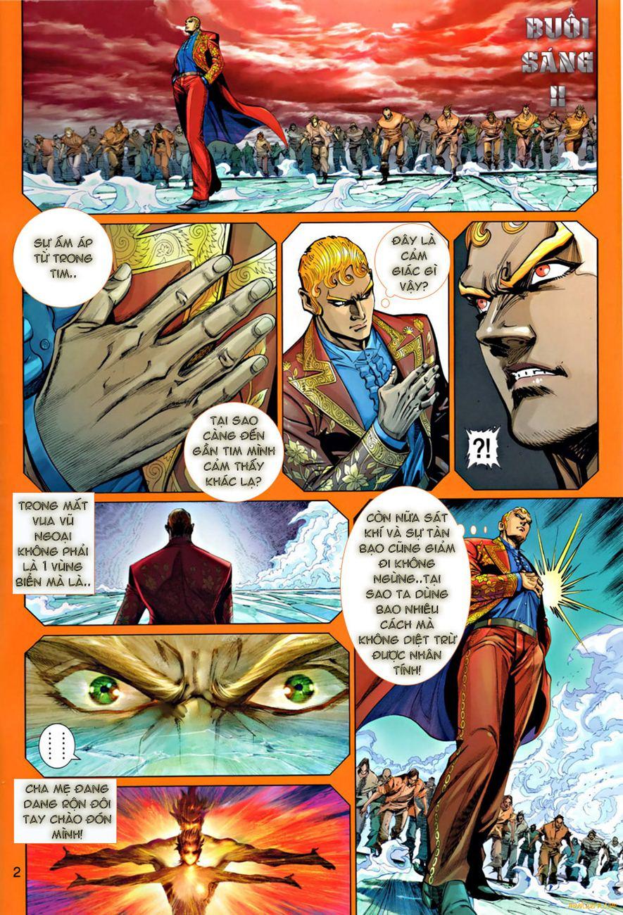 Thần Binh 4 chap 70 - Trang 2