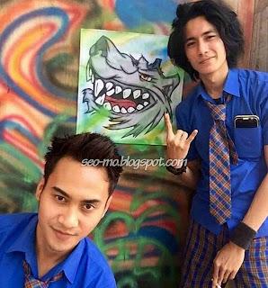 Foto pemeran Oky Anggota geng Srigala di Anak Jalanan RCTI