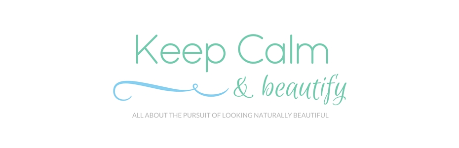 Keep Calm & Beautify