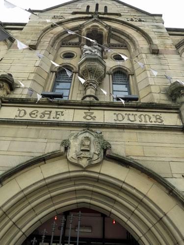 The Deaf Institute Manchester.