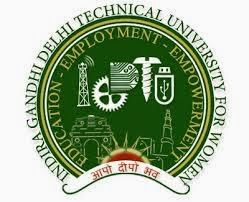IGDTUW Recruitment 2015